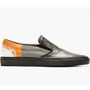 Common Projects x Tim Coppens slip on sneaker